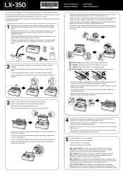 Epson LX-350 Manual