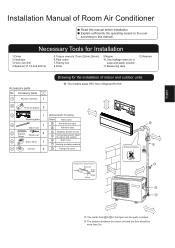 Haier HSU-09RU03 Manual