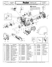 Poulan P4018WTL Manual