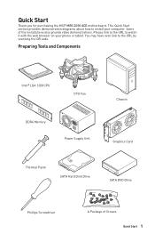 MSI MEG Z490 ACE Manual