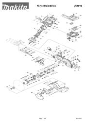 Makita LS1016 Manual