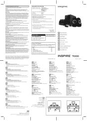 Creative Inspire T6300 Manual