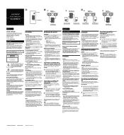 Sony SA-WM200 Manual