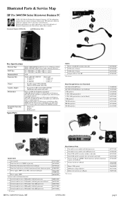 HP Pro 3500 Manual