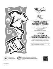 Whirlpool WFW9750WW Manual