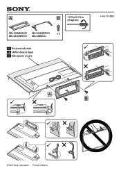 Sony KDL-40R450A Manual