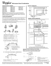 Whirlpool WMH76718AS Manual