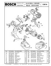 Bosch 33614 Manual