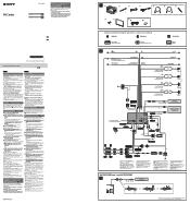Sony XAV-602BT Manual