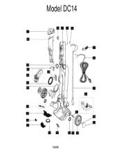 Dyson DC14 Manual