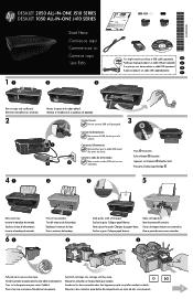 HP Deskjet 1050A Manual