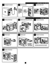 HP Media Center m390n Manual