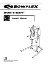 Bowflex BodyTower Manual