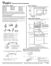 Whirlpool WMH31017AS Manual