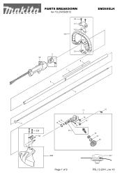 Makita EM2650LH Manual