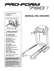 ProForm 790t Treadmill Manual