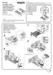 Kyocera FS-4200DN Manual