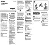Sony ICF-C1 Manual