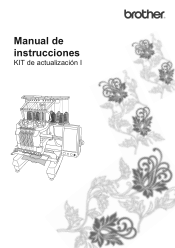Brother International Entrepreneur Pro PR-1000 Manual