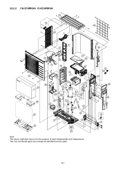 Panasonic CU-E18RKUA Manual