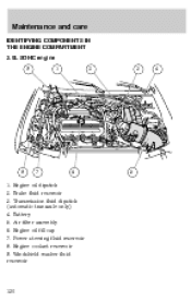 1998 Ford escort wagon owners manual