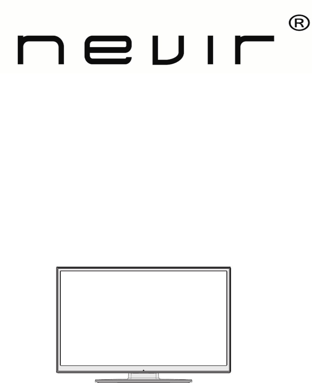 Manual Nevir NVR-7400-32HD-N (50 páginas)