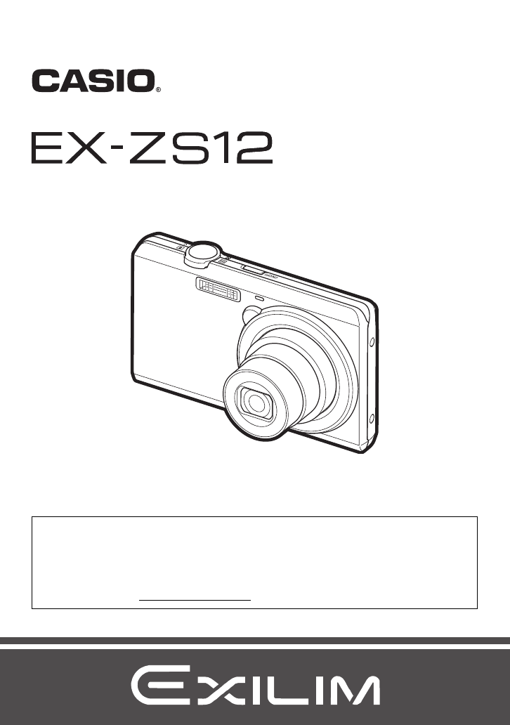 Manual Casio Exilim EX-ZS12 (136 páginas)