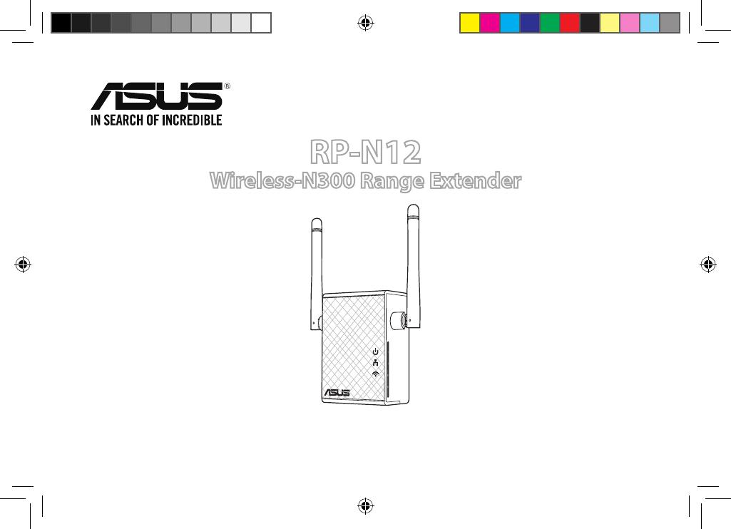Manual Asus RP-N12 (178 páginas)