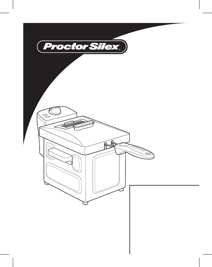 Manual Proctor Silex 35041 (48 páginas)