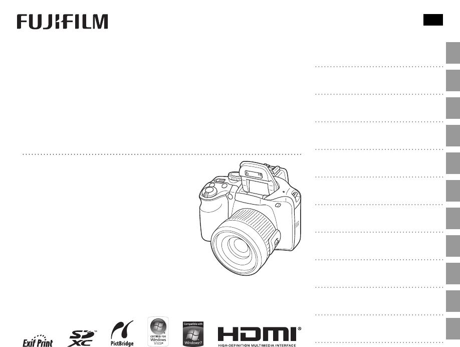 Manual Fujifilm FinePix SL240 (151 páginas)
