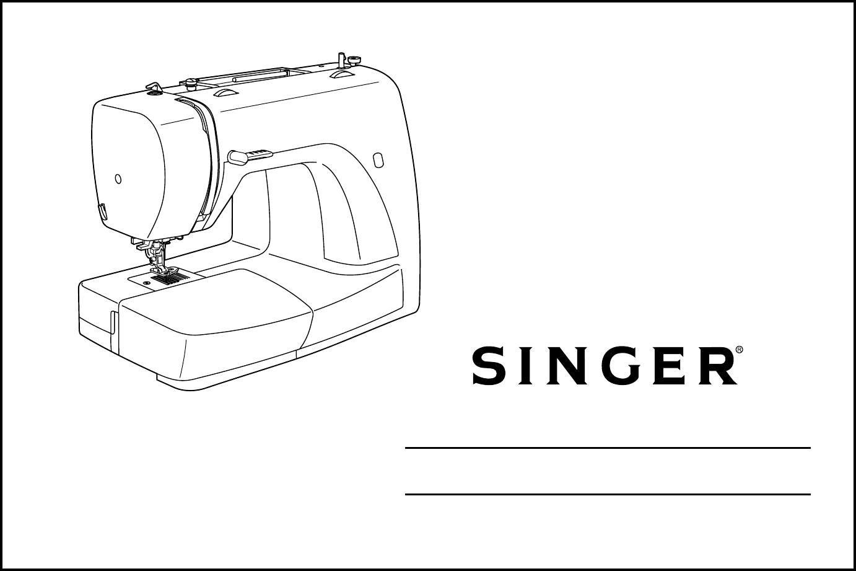 Manual Singer 3116 Simple (94 páginas)