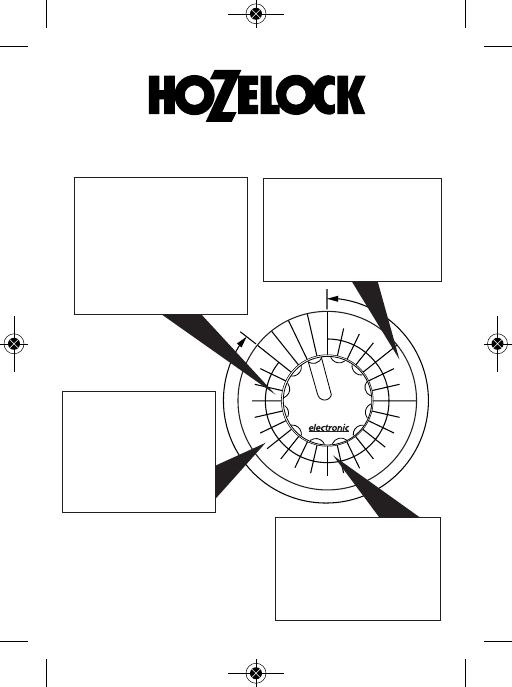 Manual Hozelock AC Plus 2700 (40 páginas)