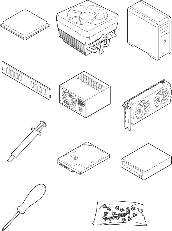 Manual MSI MPG X570 Gaming Plus (73 páginas)