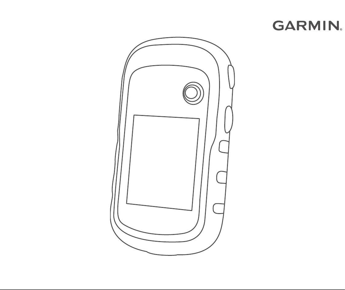 Manual Garmin eTrex 22x (18 páginas)
