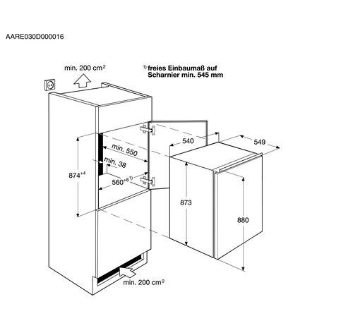 Manual de instruções Zanussi ZBA14421SA (56 páginas)