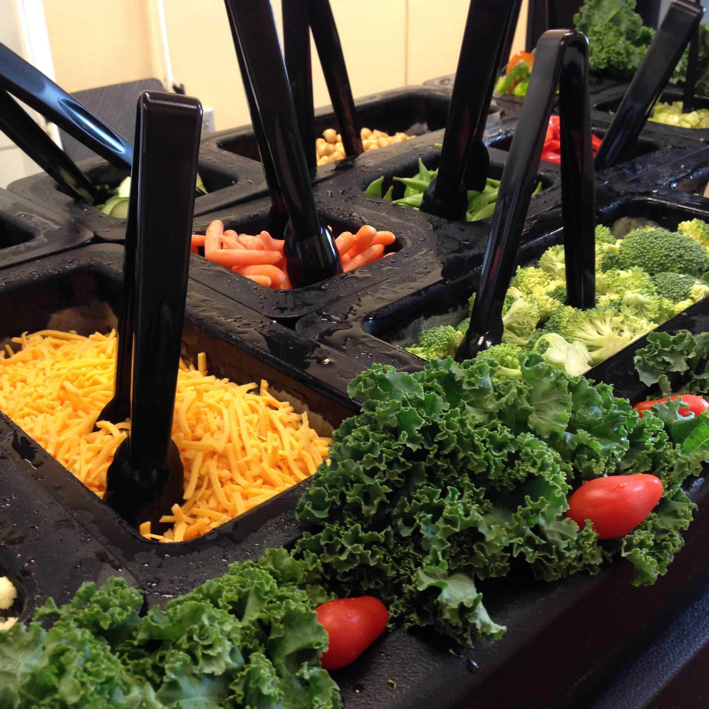Manual introduces new cafeteria salad bar option - Manual RedEye