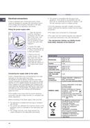 Hotpoint Ariston FD 61.1 (SL)/HA manual