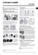 Indesit DFP 5841M IT manual