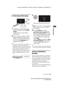 Sony KDL-40EX620 manual