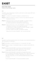 JBL E40BT manual