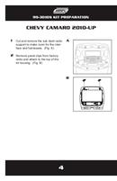 Metra 99-3010S manual