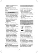 Fagor RN-2500 manual