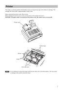 Sharp XE-A507 manual