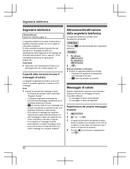 Manuale del Panasonic KX-TGD320JTB