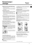 Hotpoint Ariston LSTB 6B019 EU manual