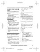 Panasonic KX-TGF344B manual