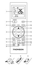 Thomson ROC1205 manual