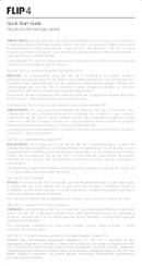 JBL Flip 4 Bedienungsanleitung