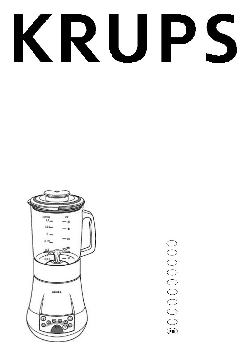 Krups Cube Mode Demploi