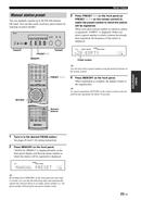Yamaha R-S700 manual
